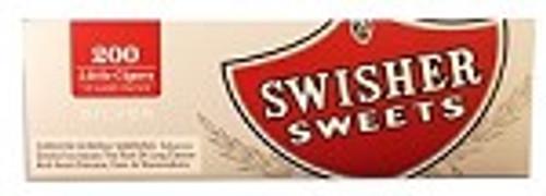 Swisher Sweets Little Cigars Light King Hard Pack
