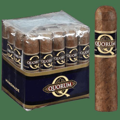 Quorum Short Robusto Cigars 20 Ct. Bundle