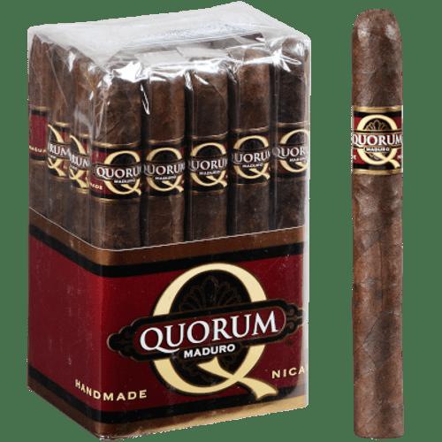 Quorum Maduro Corona Cigars 20 Ct. Bundle