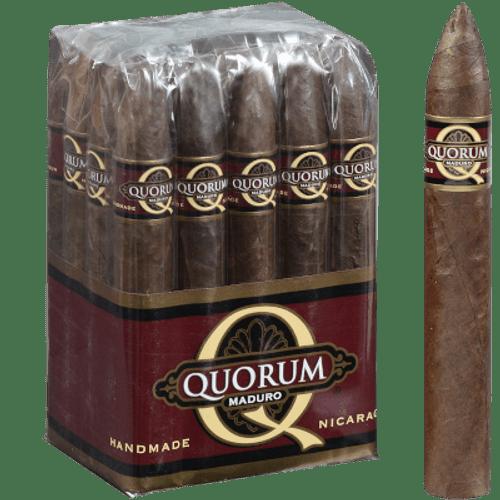 Quorum Maduro Torpedo Cigars 20 Ct. Bundle