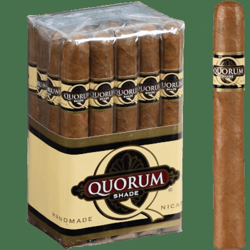 Quorum Shade Corona Cigars 20 Ct. Bundle