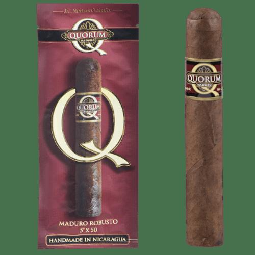Quorum Maduro Robusto Cigars 6 Ct. Pack
