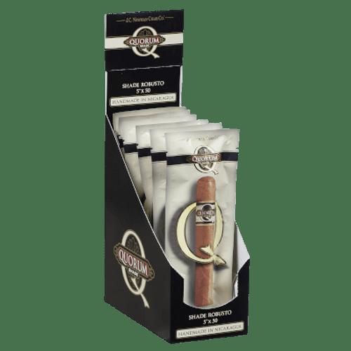 Quorum Shade Robusto Cigars 6 Ct. Pack