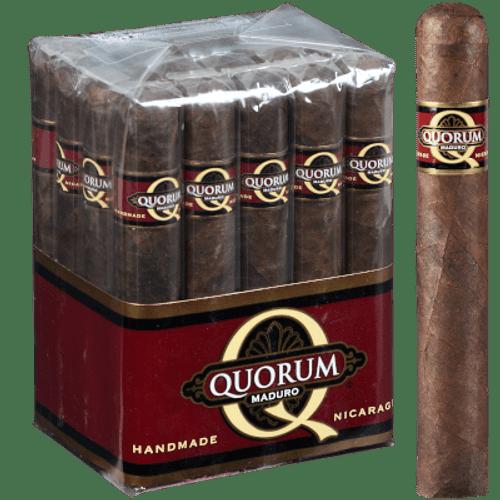 Quorum Maduro Double Gordo Cigars 20 Ct. Bundle