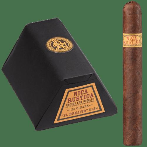 Nica Rustica El Brujito Cigars 25 Ct. Bundle