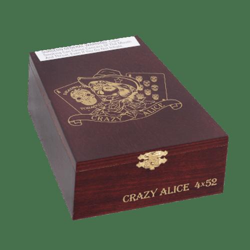 Deadwood Crazy Alice Cigars 10 Ct. Box