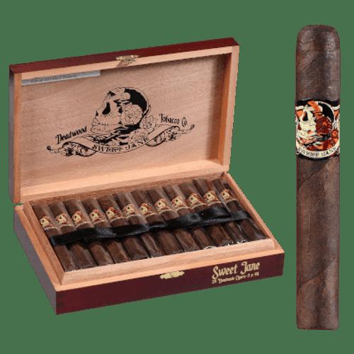 Deadwood Sweet Jane Cigars 24 Ct. Box