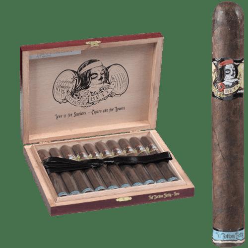 Deadwood Fat Bottom Betty Toro Cigars 10 Ct. Box