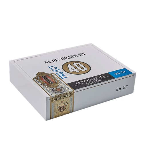 Alec Bradley Project 40 Churchill Cigars Box of 24