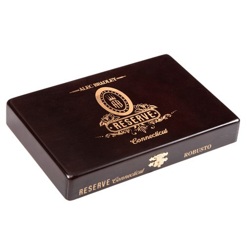 Alec Bradley Reserve Connecticut Robusto Cigars 10Ct. Box