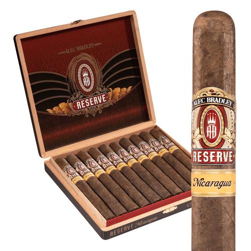 Alec Bradley Reserve Nicaraguan Churchill Cigars 10Ct. Box