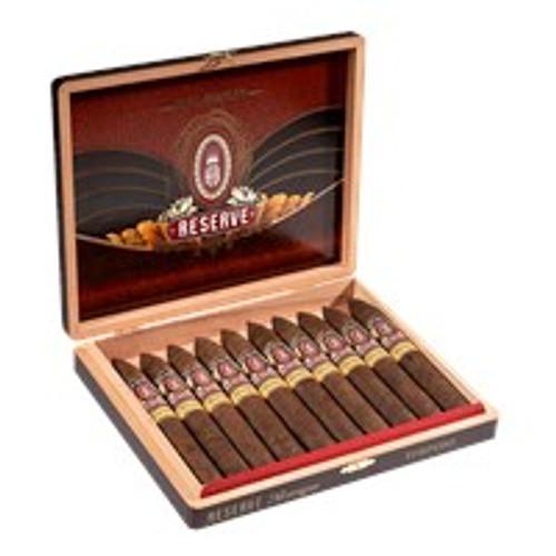 Alec Bradley Reserve Nicaraguan Torpedo Cigars 10Ct. Box