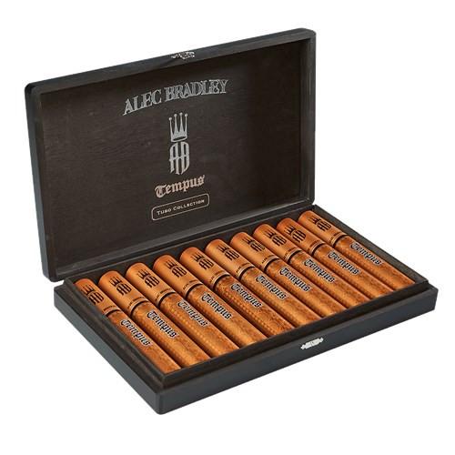 Alec Bradley Tempus Tubo Cigars 10Ct. Box