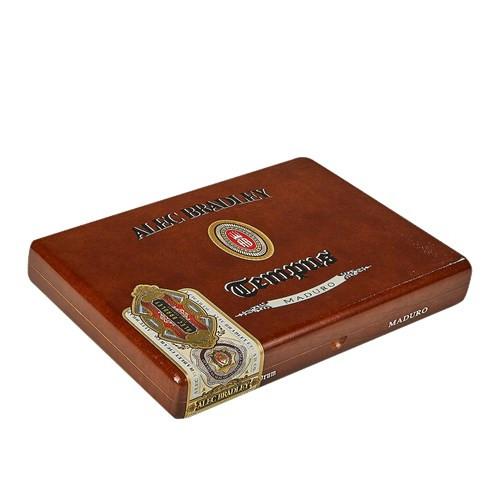 Alec Bradley Tempus Maduro Quadrum Cigars 10Ct. Box