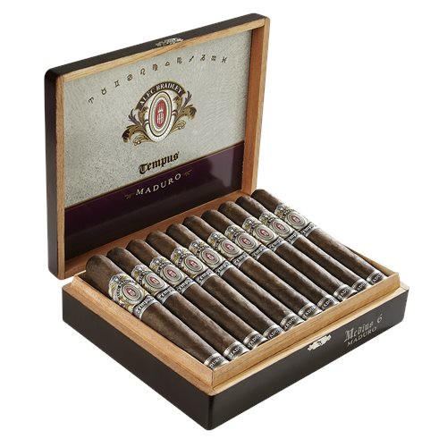 Alec Bradley Tempus Maduro Medius 6 Cigars 20Ct. Box