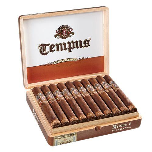 Alec Bradley Tempus Nicaragua Medius 6 Cigars 24Ct. Box