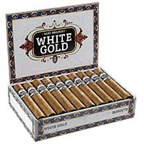 Alec Bradley White Gold Robusto Cigars 20Ct. Box