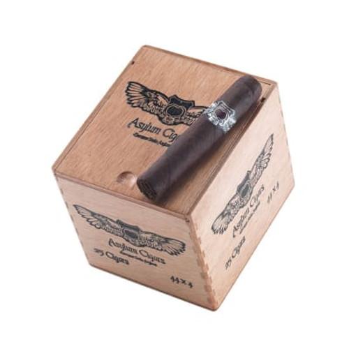Asylum Mini Corona Cigars 25Ct. Box