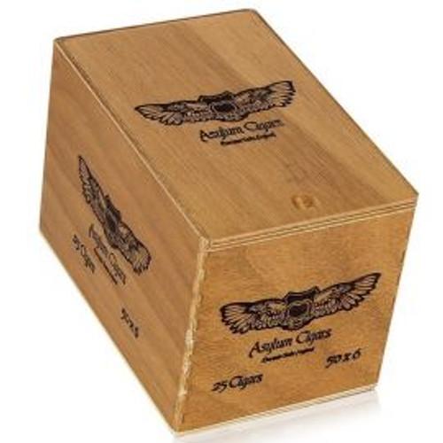 Asylum Toro Cigars 25Ct. Box
