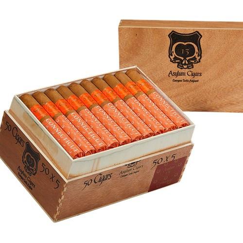 Asylum 13 Connecticut Fifty Cigars 50Ct. Box