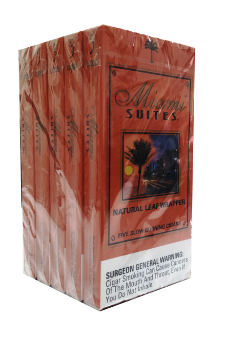 Miami Suites Cigars Amaretto
