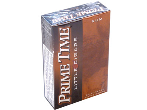 Prime Time Little Cigars Rum