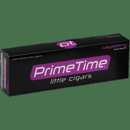 Prime Time Little Cigars Raspberry