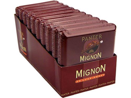 Panter Mignon De Luxe Sweet Cigarillos