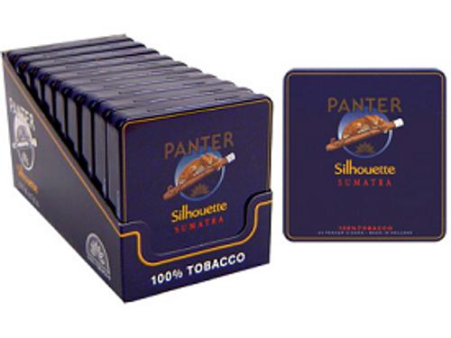 Panter Silhouette Sumatra Cigarillos