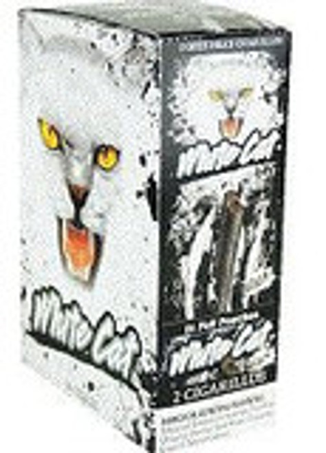 White Cat Cigarillos Black 2Pack