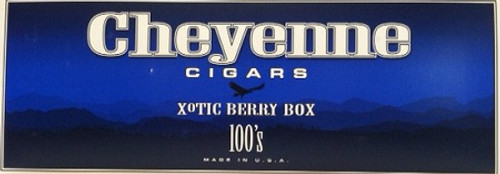 Cheyenne Filtered Cigars Xotic Berry