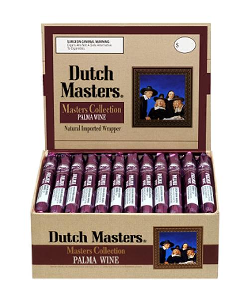 Dutch Masters Palma Wine Cigars Box