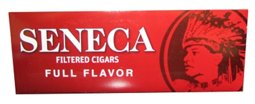 Seneca Filtered Cigars Full Flavor (Natural)