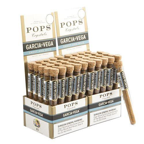 Garcia Y Vega Pops Crystals Cigars 50Ct