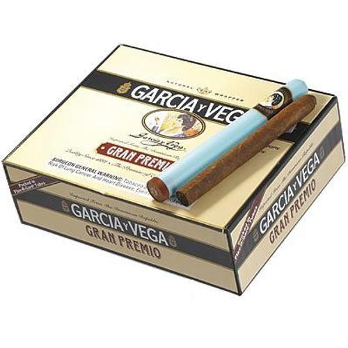 Garcia Y Vega Gran Premios Cigars Box