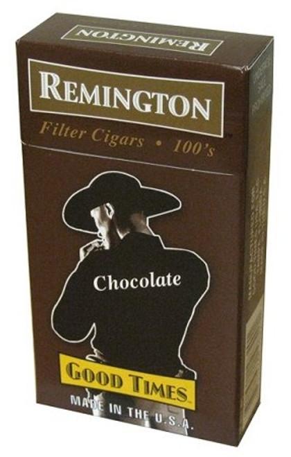 Remington Filtered Cigars Chocolate