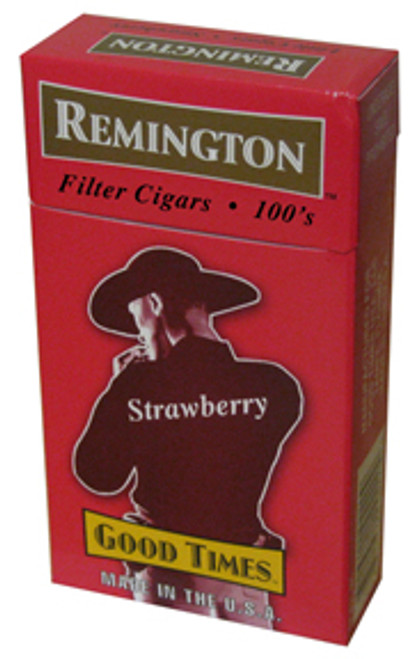 Remington Filtered Cigars Strawberry