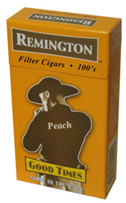 Remington Filtered Cigars Peach