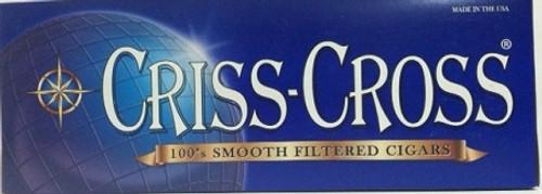 Criss Cross Filtered Cigars Light