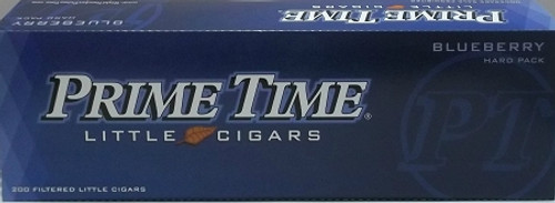 Prime Time Little Cigars Blueberry