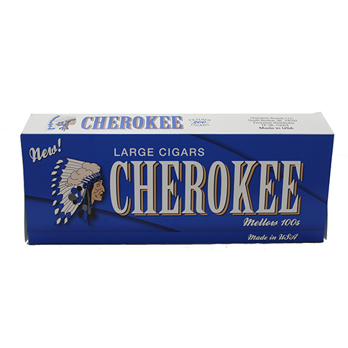 Cherokee Filtered Cigar Mellow