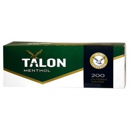Talon Filtered Cigars Menthol