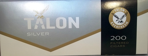 Talon Filtered Cigars Silver