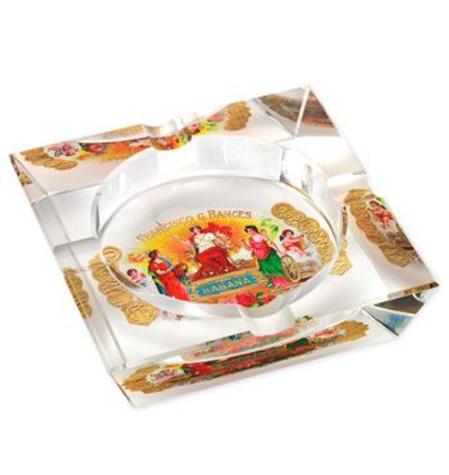 Lotus Cuban Vista Collection Ashtray - Habana