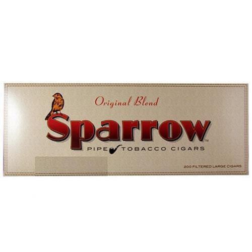 Sparrow Filtered Cigars Original Blend