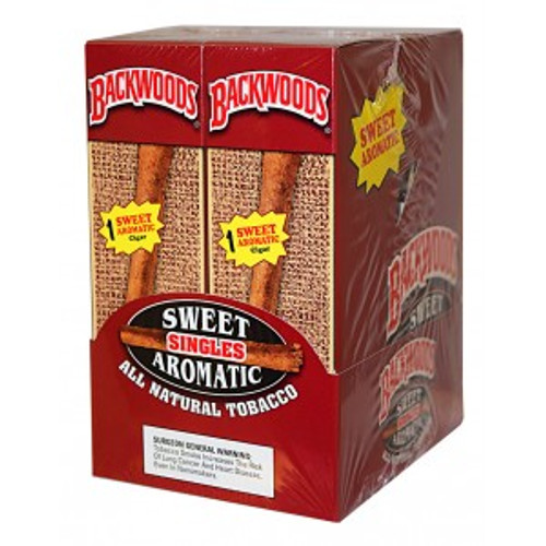 Backwoods Sweet Aromatic Cigars 24Ct