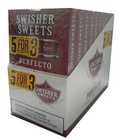 Swisher Sweets Perfecto Cigars 5FOR3 Pack