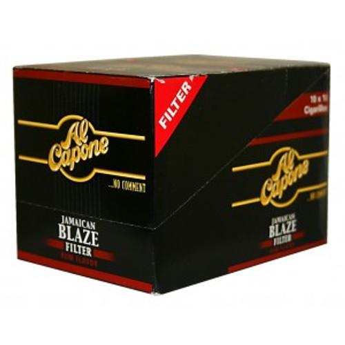 Al Capone Jamaican Blaze Filter Cigarillos