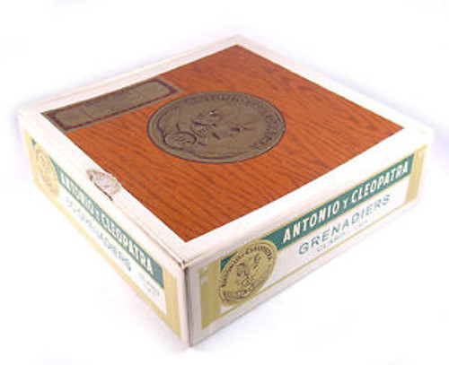 AYC Grenadiers Natural Dark Box Cigars