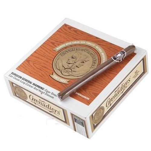 AYC Grenadiers Natural Light Box Cigars